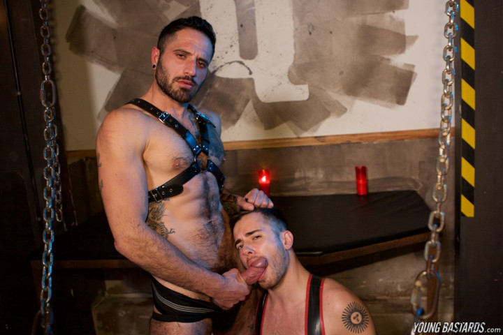 David Luca et Bairon Hell