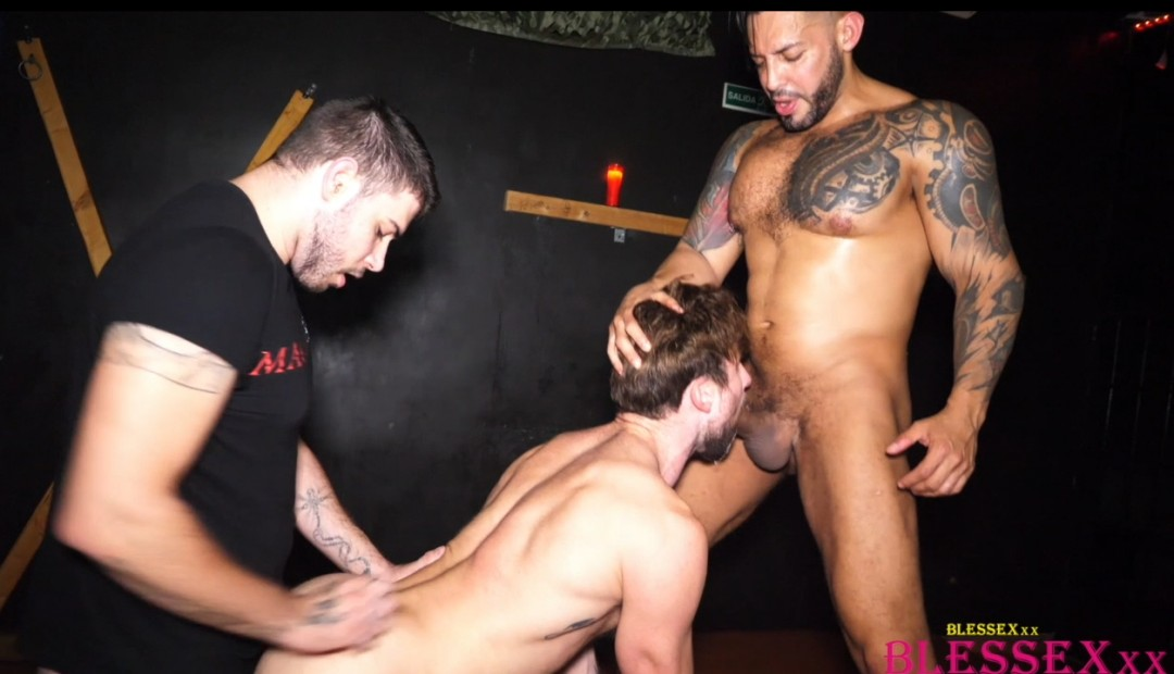 Drew dixon submitted hard by Magic JAVI and Vitkor ROM