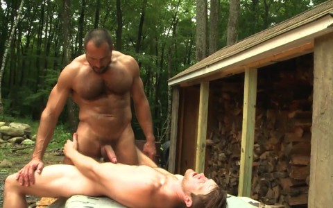 L16285 MISTERMALE gay sex porn hardcore fuck videos males beefy hairy studs hunks 12
