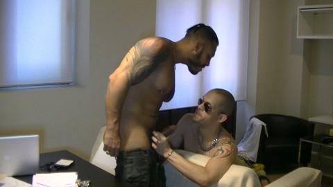 Jonathan STICK dosé et tassé par Viktor ROM