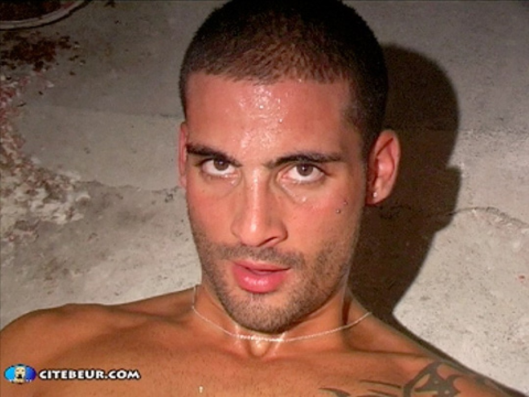 Handsome gay Algerian Jawel fucks his mate J.Bineau