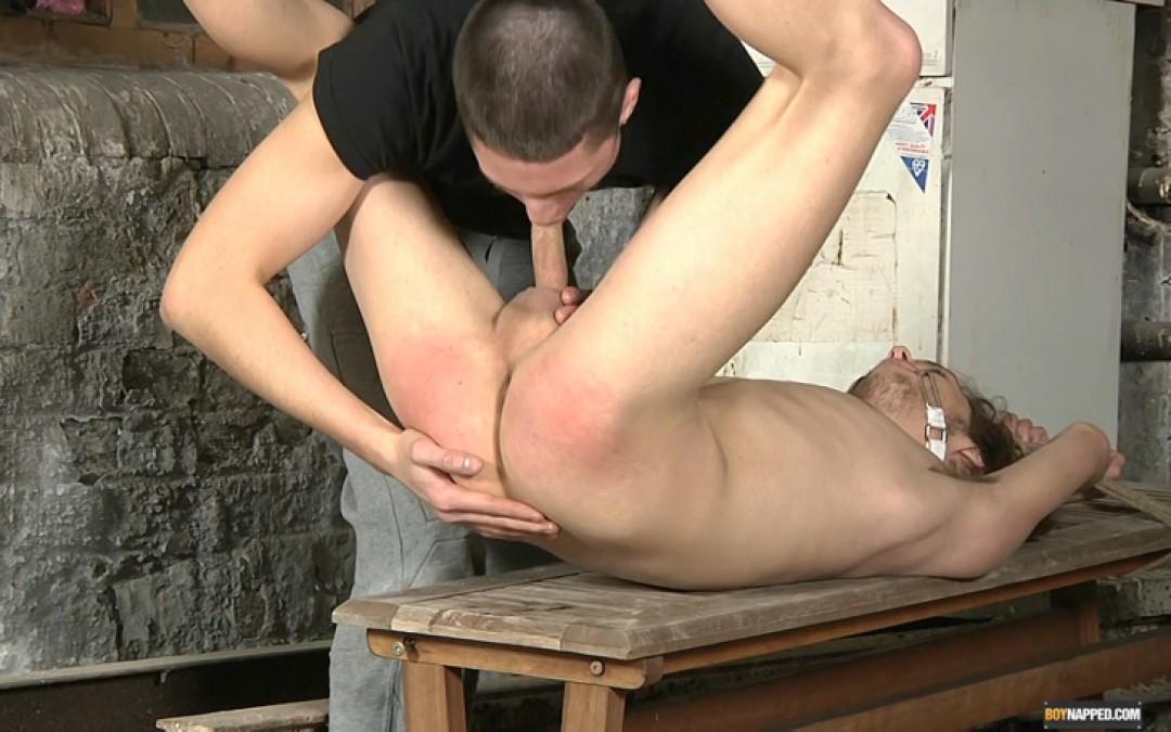 Alexander Becomes A Bottom Slave