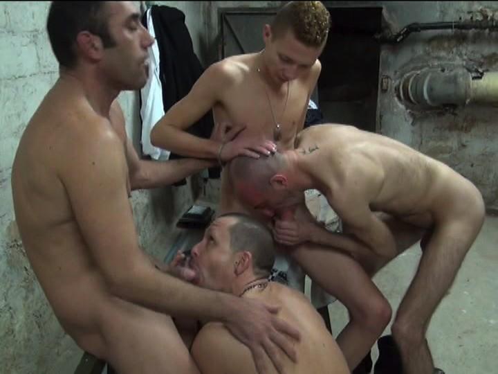Partouzes & orgies gay