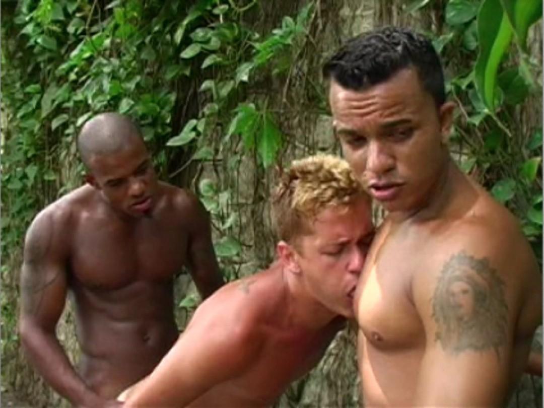 trio latino gay