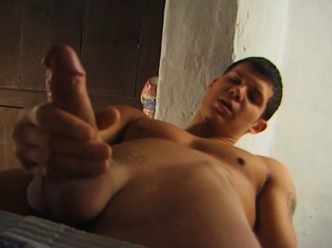 Hostel full of cum