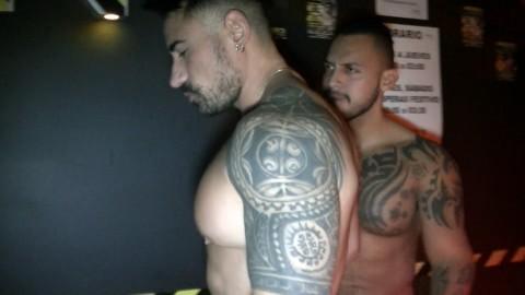 Viktor ROM défonce RICHARD RODRIGUEZ no taboo