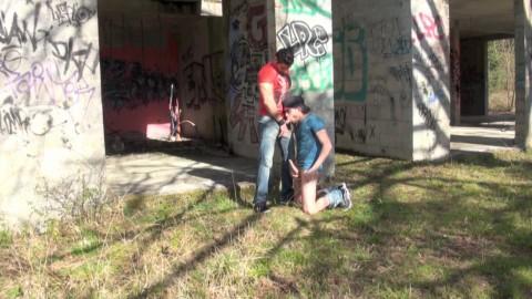 vidage de couilles entre 2 pornstars espagnoles