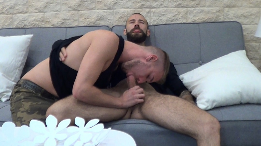 Wicked creampied by Angel GARCIA