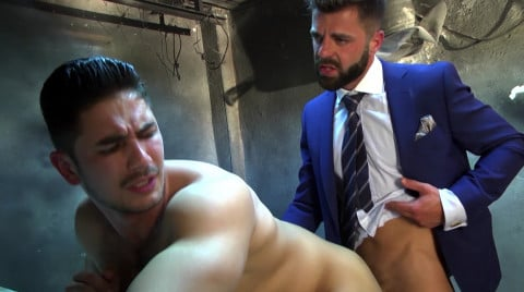 L18015 MISTERMALE gay sex porn hardcore fuck videos suits butch hunks hairy xxl cocks male men 31