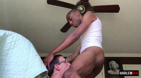 L19028 HARLEMSEX gay sex porn hardcore fuck videos black blowjob deepthroat mouthfuck bj facecum hung young macho lads xxl cocks 27