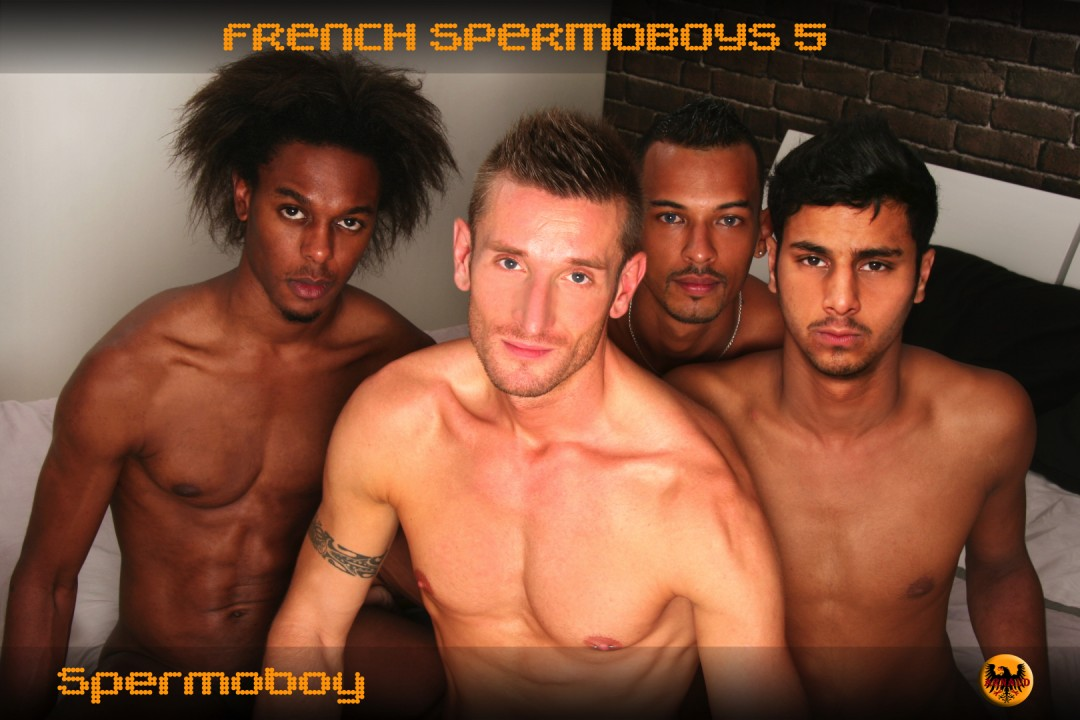 French Spermoboys 5