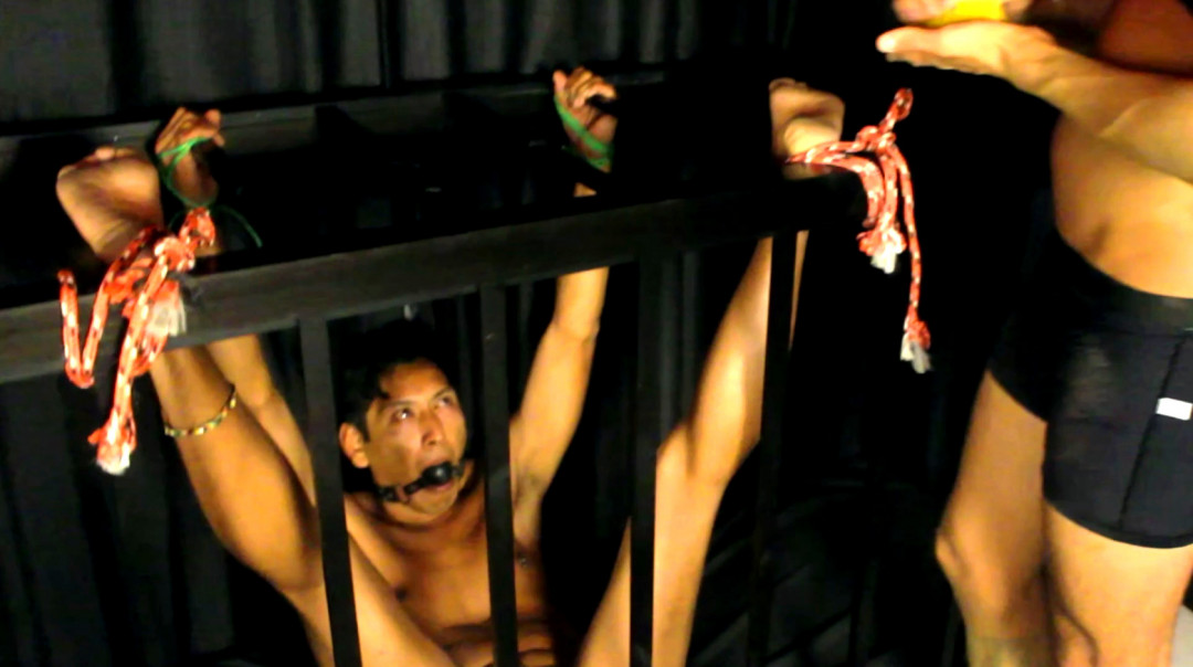 L20258 DARKCRUISING gay sex porn hardcore fuck videos bdsm hard fetish rough leather bondage rubber piss ff puppy slave master playroom 01