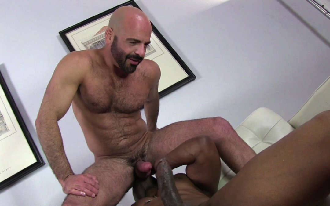 My ass loves big black dicks