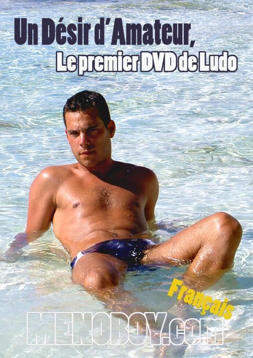 Amateur Desires' Ludo's First  DVD