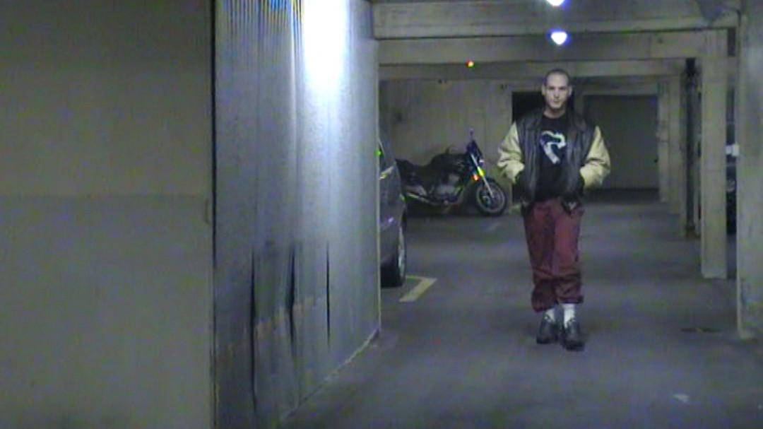 SCALLY BOY fuck me no taboo in his parking