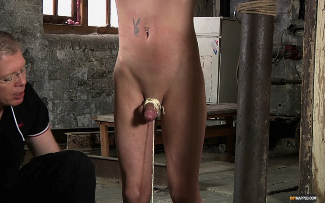 Bailey Gets Some Cock Torture