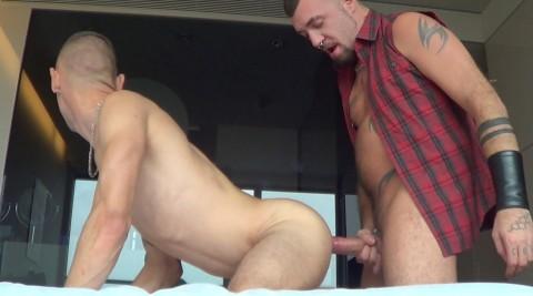 Jordan DAWSON dosé par la pornstar Jessy KARSON