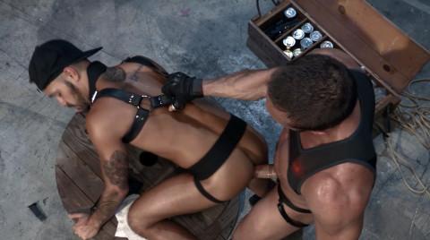L20367 DARKCRUISING gay sex porn hardcore fuck videos bdsm hard fetish rough leather bondage rubber piss ff puppy slave master playroom 17