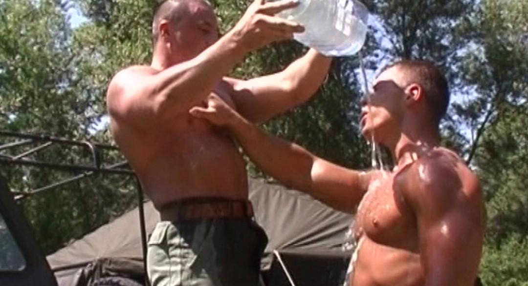 Military gay men horny as fuck
