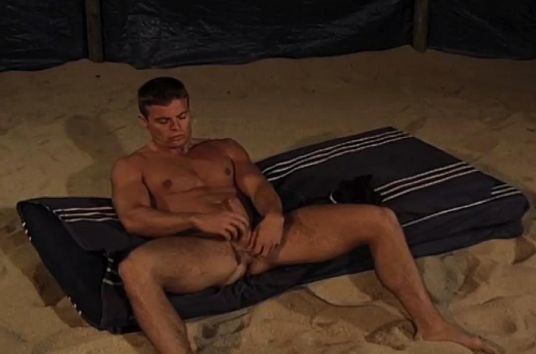 The lifeguard's dick