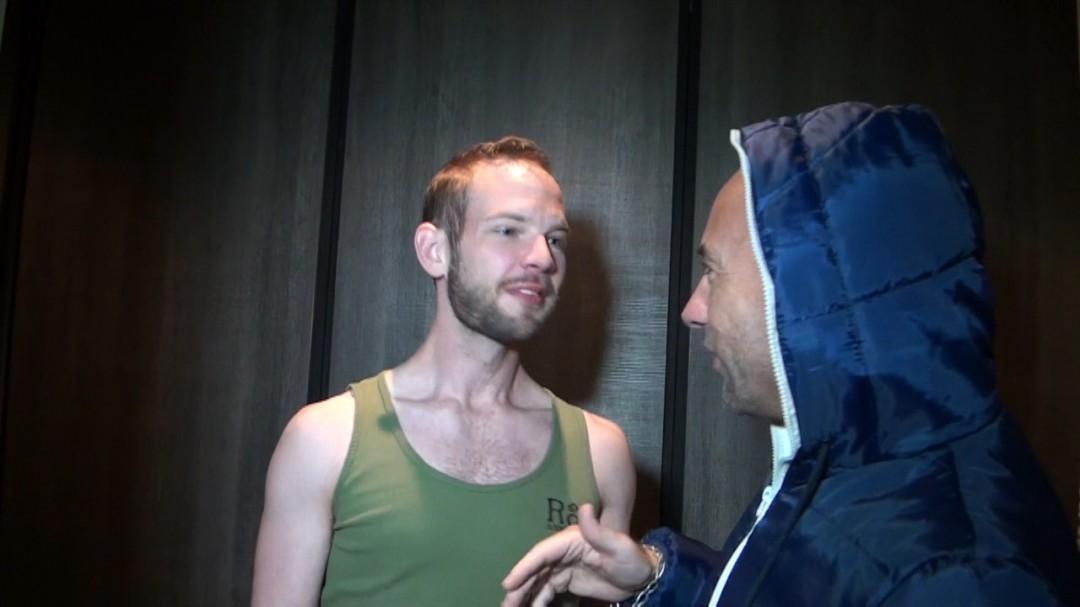 I FUCK Crempie exhib MICHAEL DUCAN in amsterdam