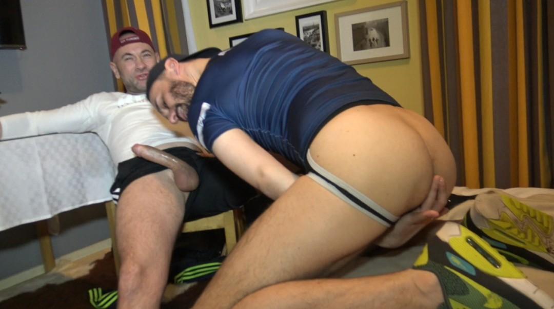 DAVOLIO fucked bare by  jess ROYAN