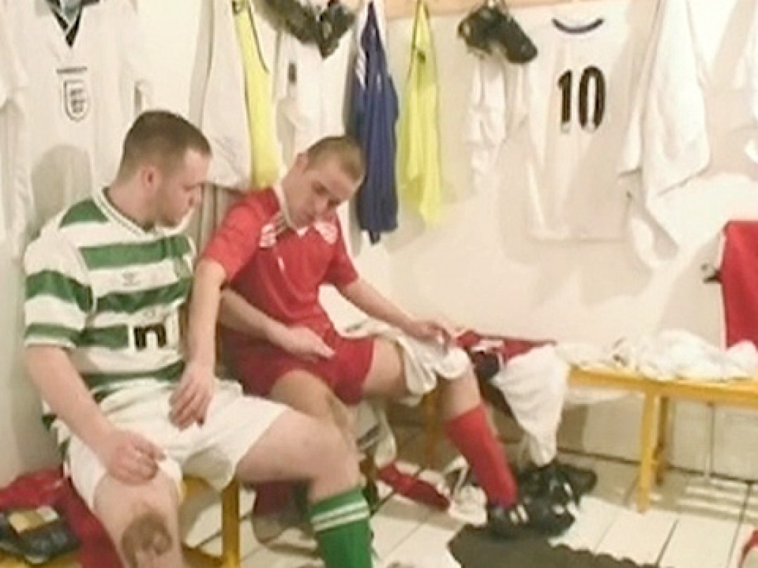 REMATCH IN THE CHANGING ROOM