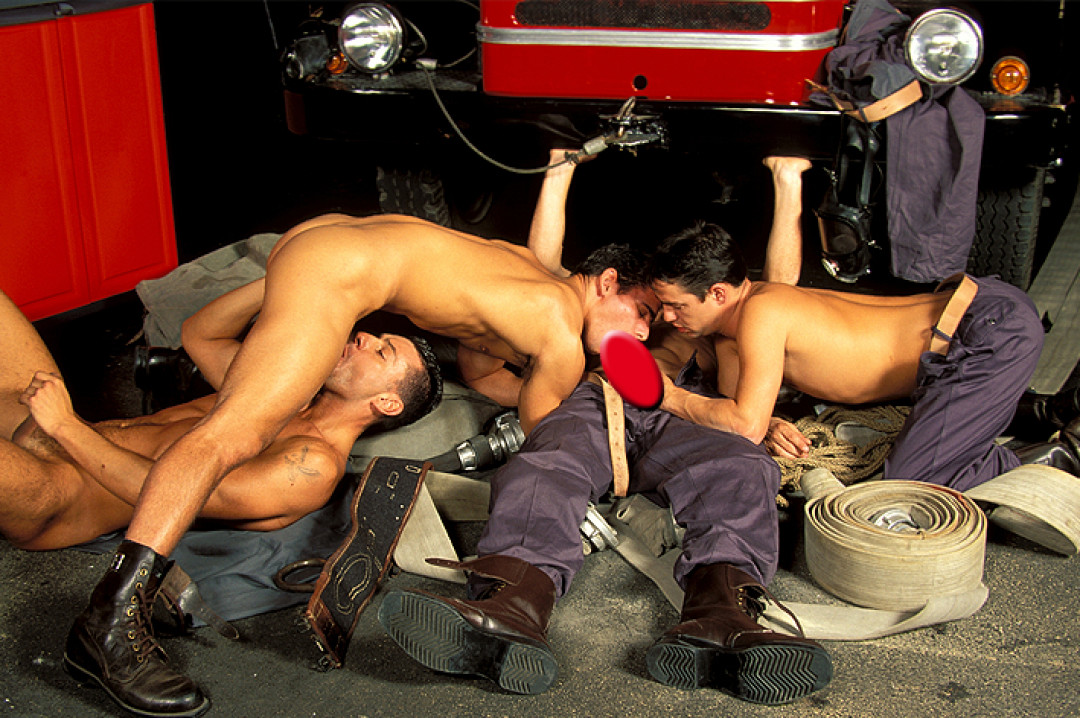 Titof, Pompier En Service
