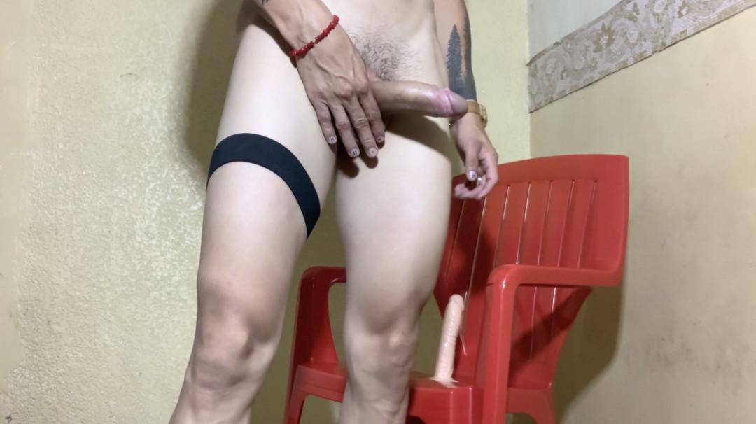 Intensive ass training for Baràm