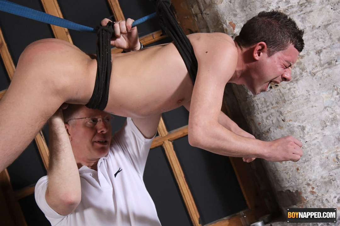 Pegged In The Air And Blown