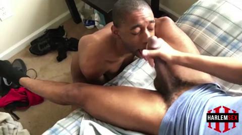 L19061 HARLEMSEX gay sex porn hardcore fuck videos black blowjob deepthroat mouthfuck bj facecum hung young macho lads xxl cocks 16