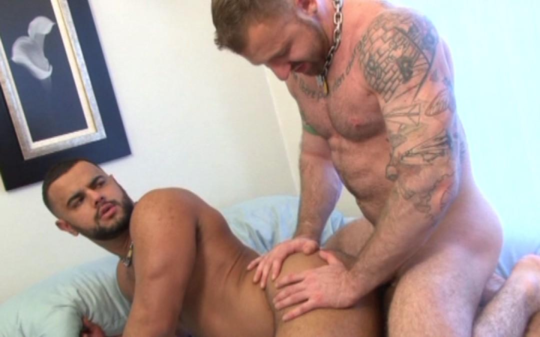 Tony Orion and Aleks Buldocek