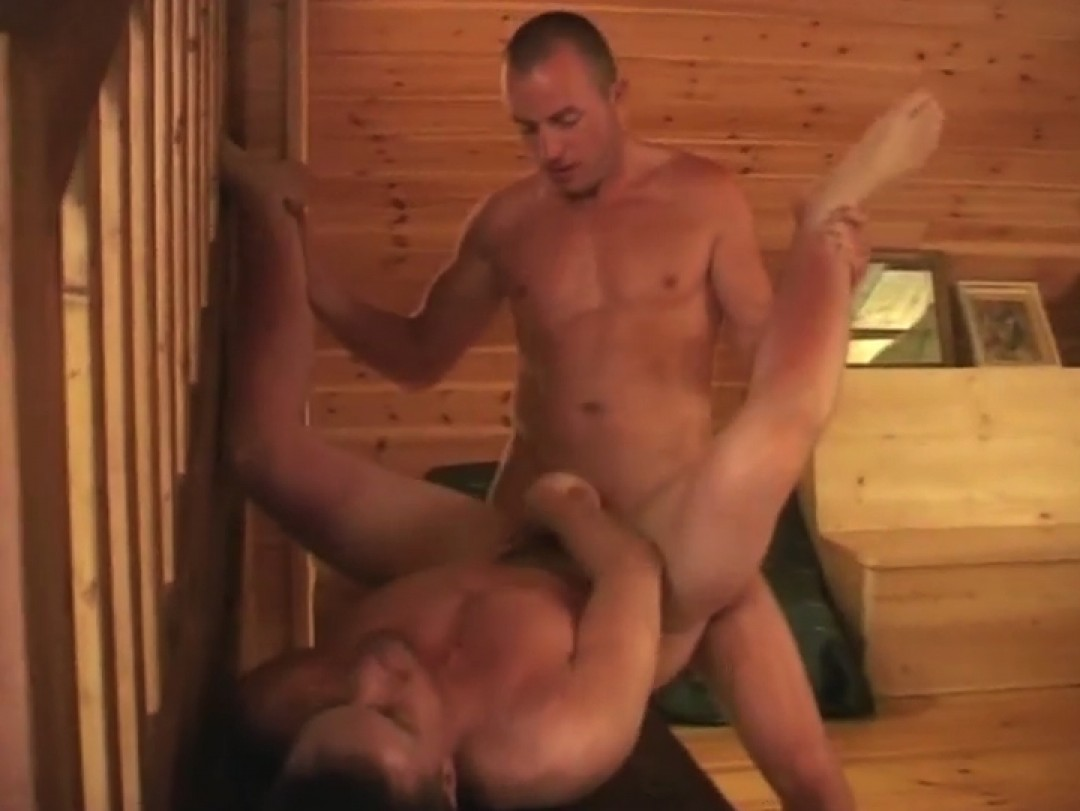 Cock-starved French boy