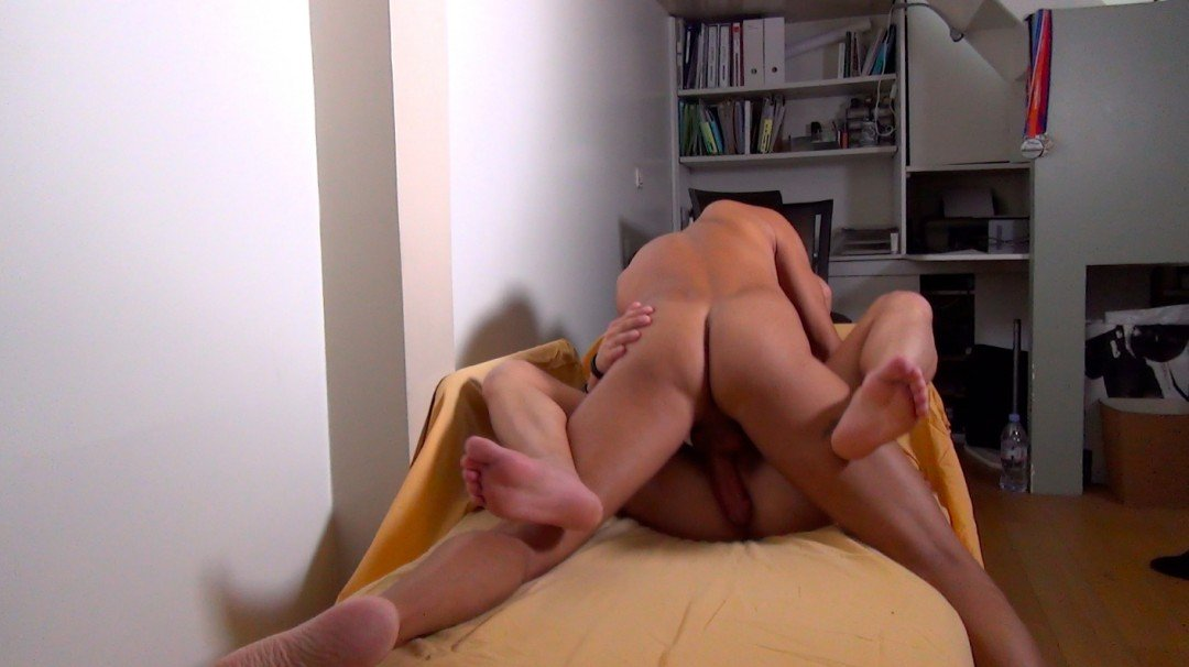 Thiago Monte takes down Nick Spears in his first exclusive scene...