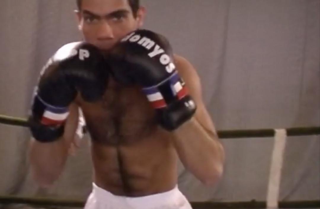 Boxer puis baiser ensemble