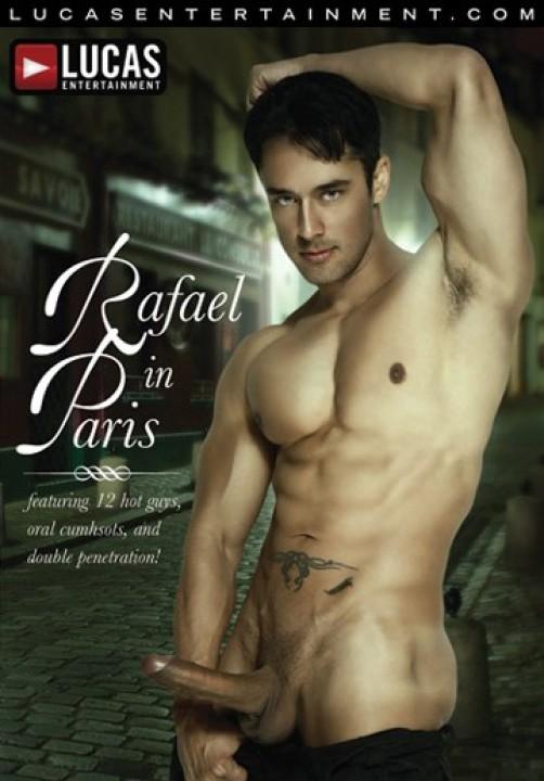 RAFAEL IN PARIS - DVD GAY LUCAS ENTERTAINMENT