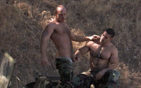 l6896-jnrc-gay-porn-sex-military-uniforms-army-soldier-raging-stallion-grunts-new-recruits-006