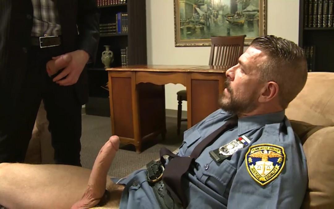 Policeman's sex addiction