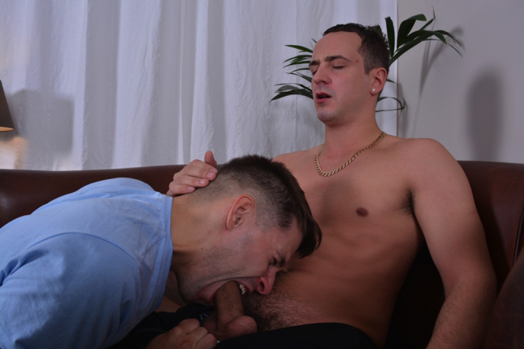 Dmitry, young and dominant