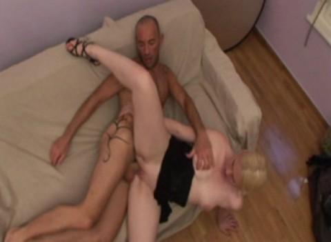 Le 1er film porno hétéro de JESS