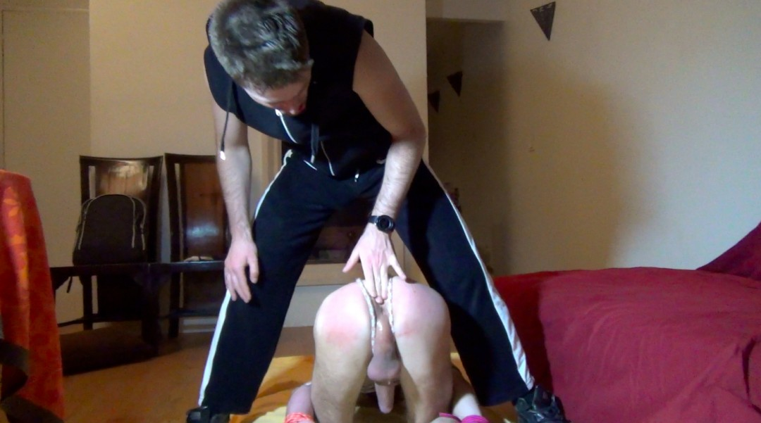 Yes Sir scene 3 - Doryann dominates and uses Enzo
