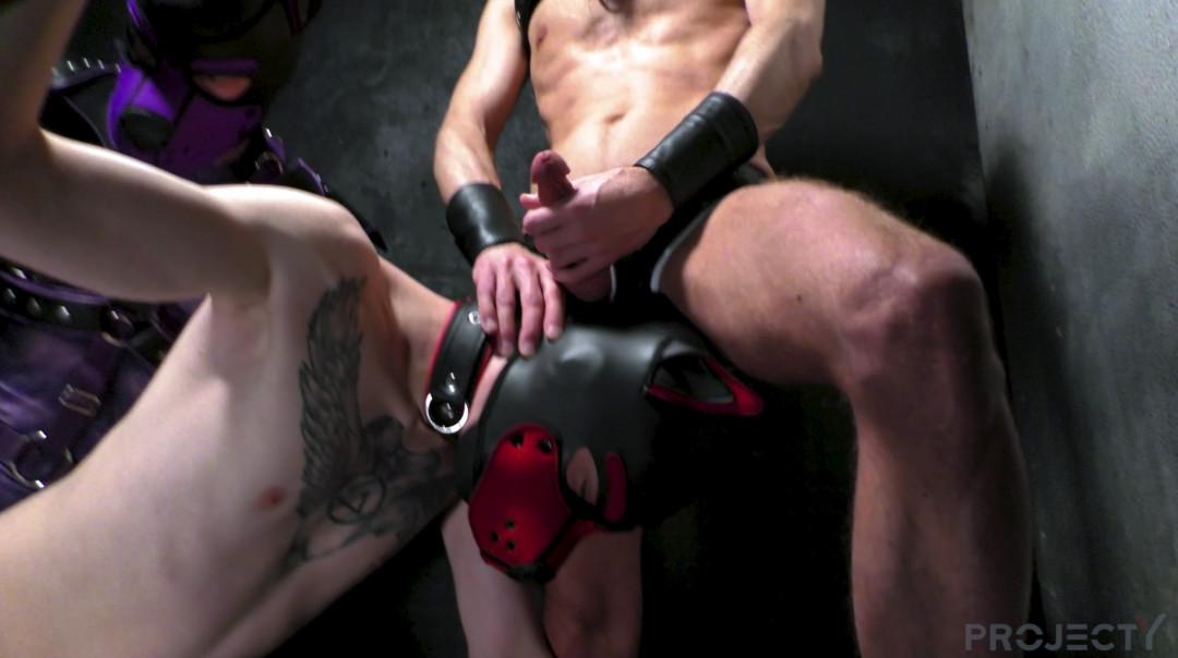 L20912 DARKCRUISING gay sex porn hardcore fuck videos bdsm hard fetish rough leather bondage rubber piss ff puppy slave master playroom 10