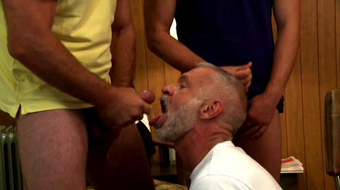 L16105 MISTERMALE gay sex porn hardcore fuck videos butch beefy hairy muscle men 10