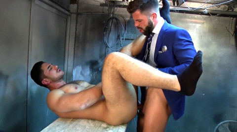 [Men at Play] Super hot gay fuck between Dato Foland and Hector De Silva   Image 014