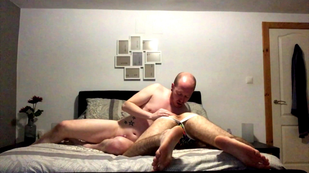 A gay twink massage, a gay boss breeding