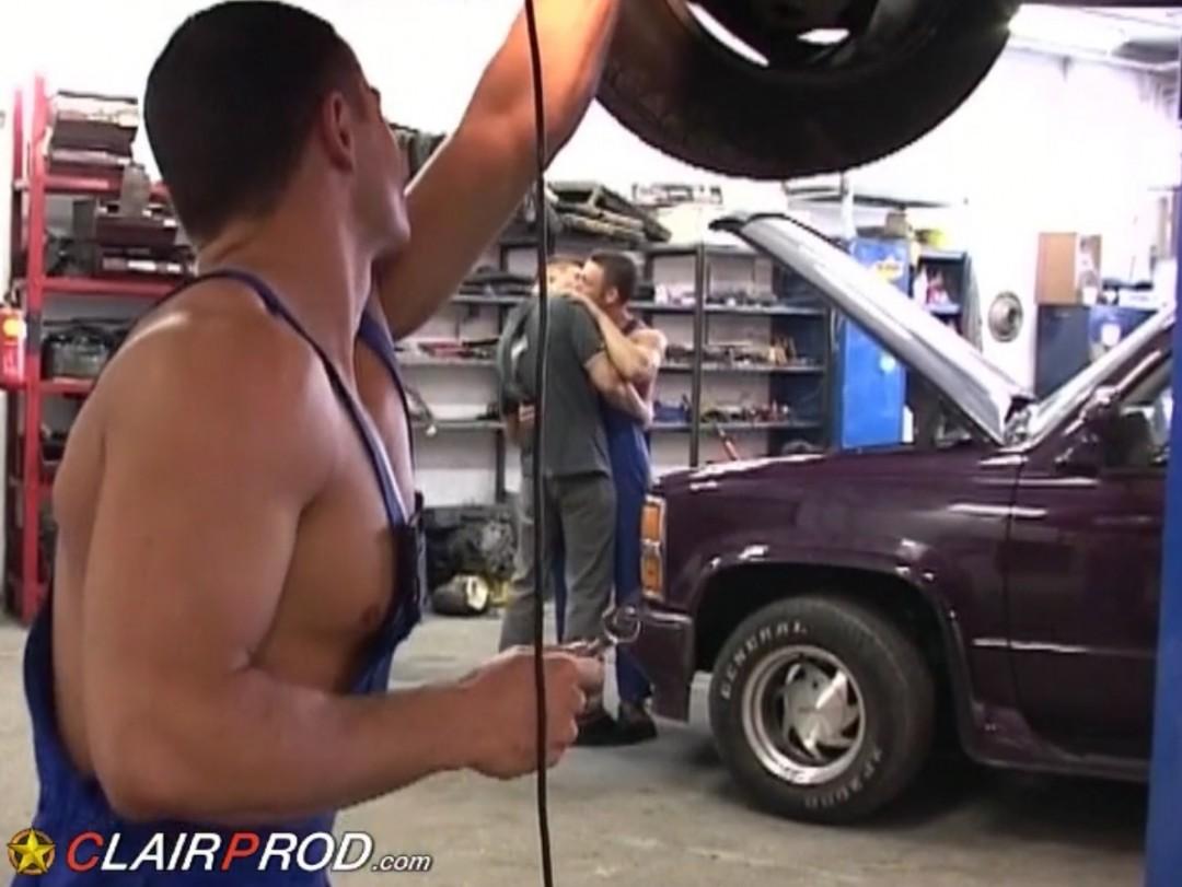The mechanics are full of spunk