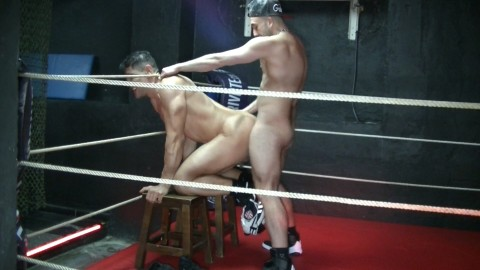 le TTBM JOSH MEZZA défonce John RODRIGUEZ sur le Ring De boxe