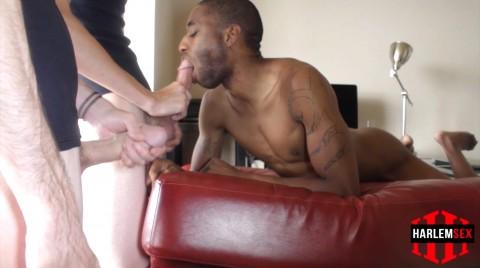 L18670 HARLEMSEX gay sex porn hardcore videos black thug xxl cocks us cum deepthroat 18671