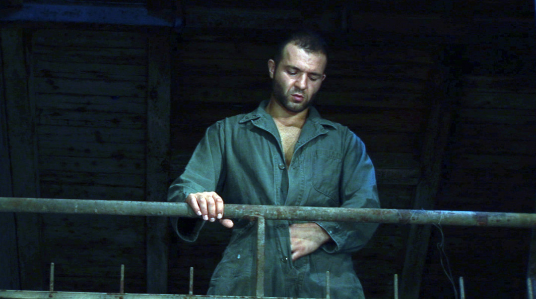 Brice Farmer fucked rough by dominant arab master