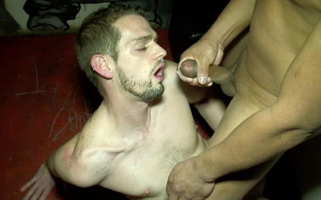 Young avid cock-sucker